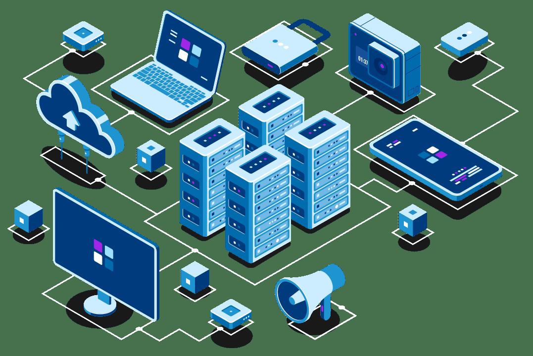 Design and optimize your data center: - Aio Electronet